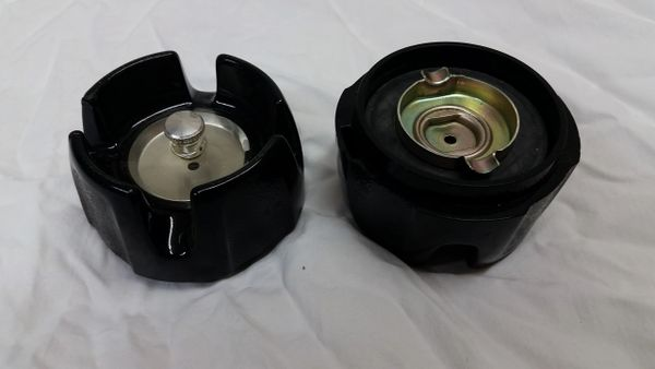 Gas Cap with Vent Screw Rare slightly different