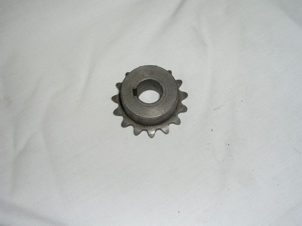 Lower front track sprocket
