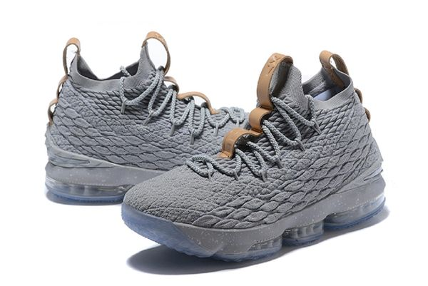 best website 1914a 88e45 2018 Nike Lebron XV Ghost- Basketball Shoes,Lebron James Ghost 15 sneakers