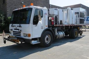 2006 Sterling Condor MB Airless Paint Truck -- Excellent Condition, 86,000 Miles.  $88,750