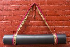Gulabi Hearts Yoga Mat Sling