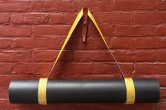 Yellow Zhari Yoga Mat Sling