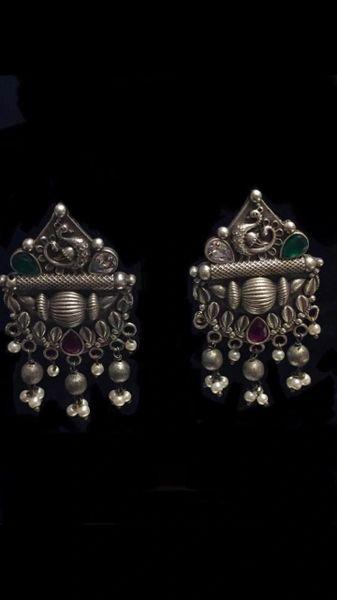 Paramhamsa Earrings