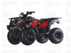 Bull 150cc Utility Kayo - Red