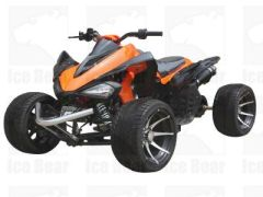 125cc Street ATV - Orange