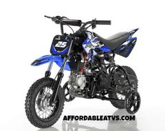 APOLLO 70cc Dirt Bike