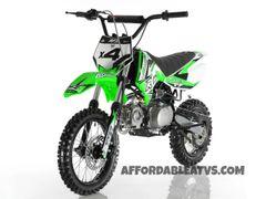 APOLLO X4 RFZ Dirt Bike