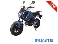 Hellcat 125 Mini Bike
