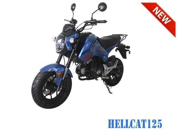 Hellcat 125 Mini Bike