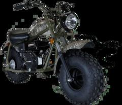 200cc Massimo Mini Bike