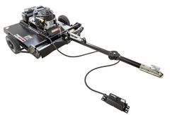 """Swisher Country Cut 44"""" 14.5 HP 12V Rough Cut Trailcutter COMMERCIAL"""