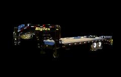 Big Tex 14GN Single Wheel Tandem Axle Gooseneck Trailer(25'+5' dovetail)