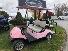 Yamaha Electric Golf Cart PINK!!!