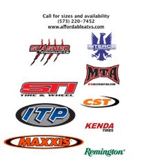 Call for pricing and availability