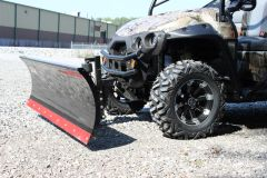 "Intimidator Snow Plow 72"" - Electric"