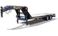 Big Tex 25GN 25+5 Gooseneck/Pintle Trailer 25900 GVWR