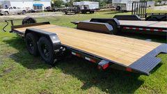 Big Tex 14TL-20BK HEAVY DUTY TILT BED