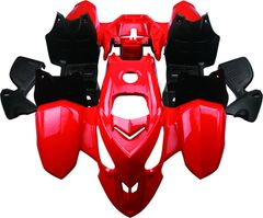 Chinese ATV Body Fender plastics Kit - 1 piece