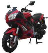 ROMA-150cc Bike