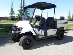 Yamaha UMAX 1 Rally w/ dump box