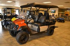 Yamaha UMAX 2+2 Rally w/ rear seats AC