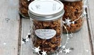 Strong Happy Family Homemade granola recipe Donna Baer