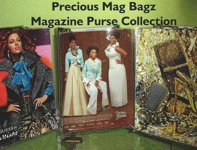 Precious Mag Bagz Magazine Purses