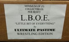L.B.O.E. - Wrestling Edition - In Store Pick-Up