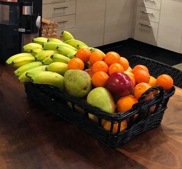 Office Fruit Basket - Regular Size