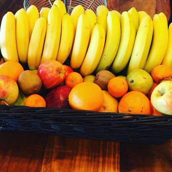 Office Fruit Basket - Monster Size