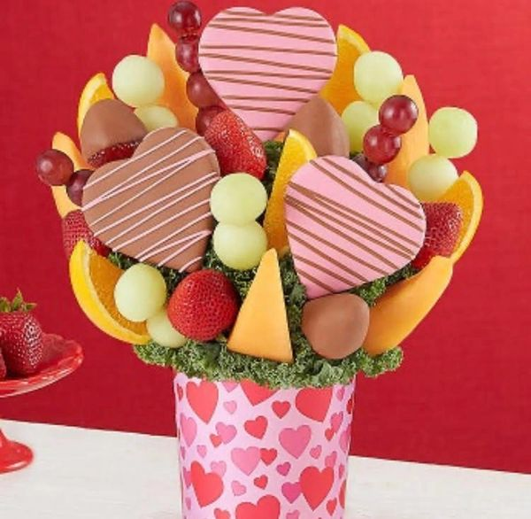 Beautiful Hearts Bouquet