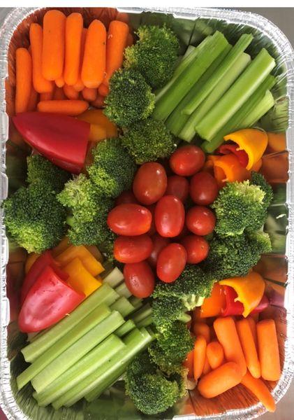 Veggie Tray - Fresh Vegetables