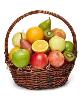 Gift Fruit Basket - Mini Size Basket