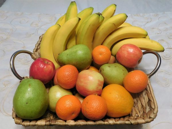 MTC Provo Delivery for Missionaries - Fruit and Snacks
