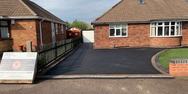 Block Paving and Tarmac Driveways Lutterworth