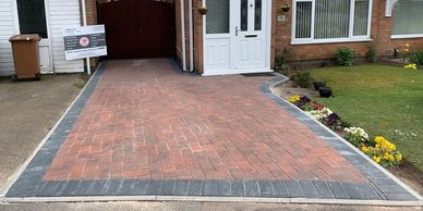 Block Paving Driveways Leicester