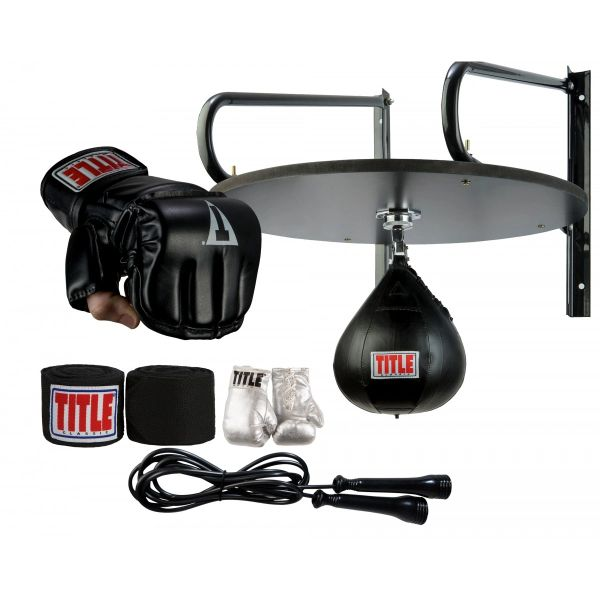 Title Complete Speed Bag Set