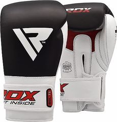 RDX Leather Boxing Gloves