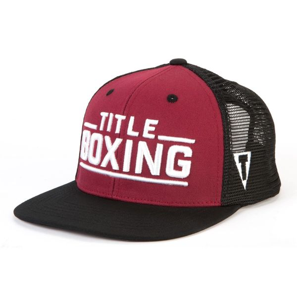 Title Boxing Junction Flat Bill