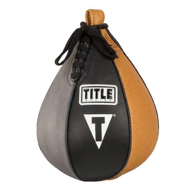 Title Geniune Leather Super Speed Bag