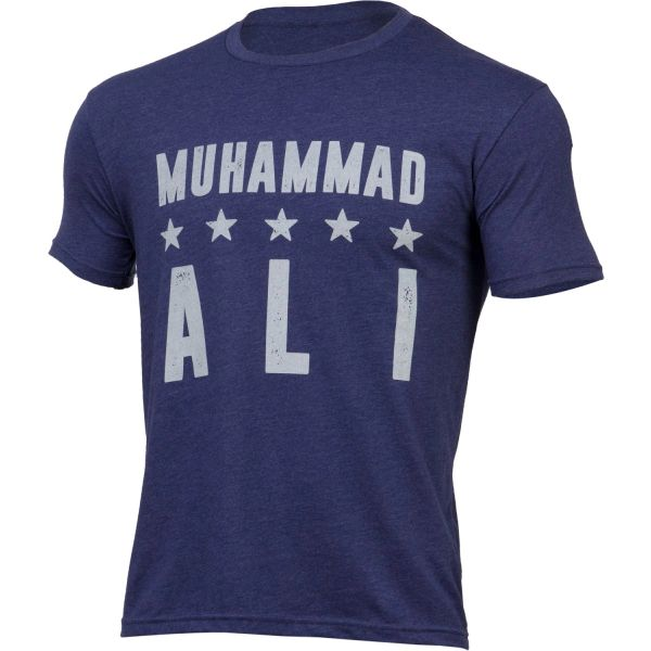 Ali Three Time Heavyweight Tee