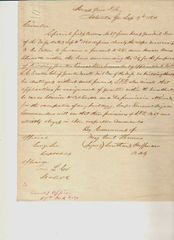 Order Created to Tear Down Houses, Buildings and Barns After the Battle of Atlanta