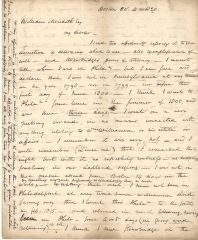 MA Legislator to Zachary Taylor Whig Appointee: Strawbridge v Curtiss Supreme Court Case, 1820