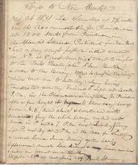 Early MA Journal: Legislator Theodore Dean, Taunton Iron Works, Evils of Liquor, Religion