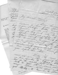 80 Love Letters Express Sexual Tensions Between American Sailor And His French Wife