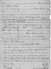 Mary Todd Lincoln's Father Robert Smith Todd In Legal Bond With Son David