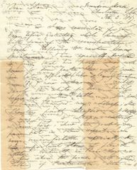 [Astor Library] Charles Bristed Writes Calls William Seward's Letter to Diplomat Motley 'Disgraceful'