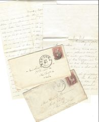 Ten 19th Century Quaker Shearman Family Letters Reveal Faith, Attending Meetings