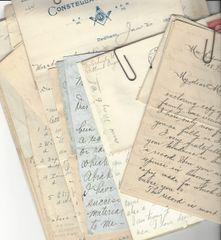[1634 Roxbury, MA] Abraham Newell Genealogy Includes Civil War General At Antietam, Soldier In Lexington Alarm, Patriot At Boston Tea Party