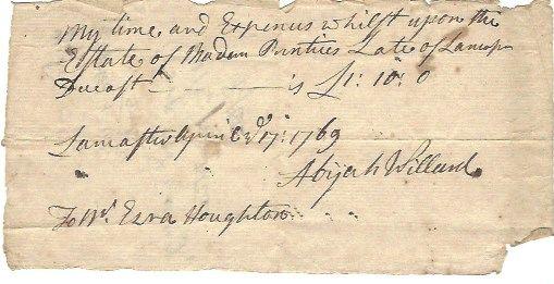 Massachusetts Cut Ties With Loyalist Abijah Willard In The Banishment Act Of 1778